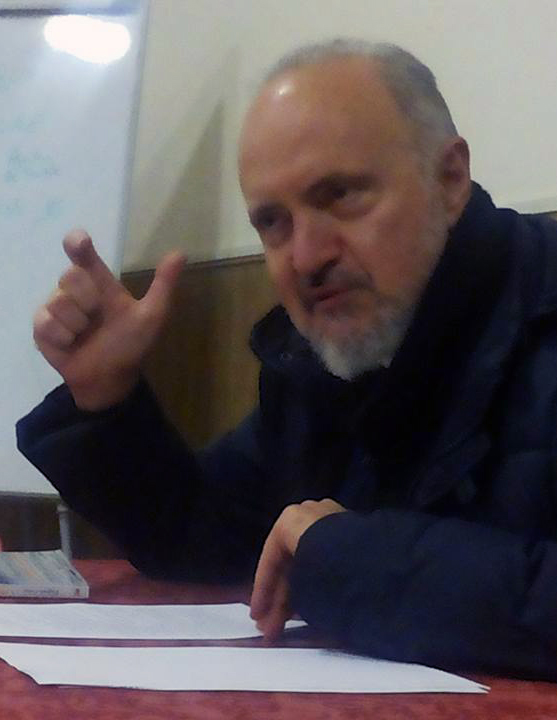 Padre Tommaso Guadagno sj